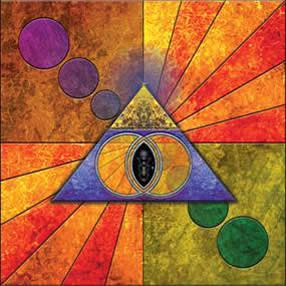 Arcturian Geometry Art by John Paul Polk