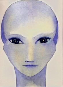 Andromedan artist impression