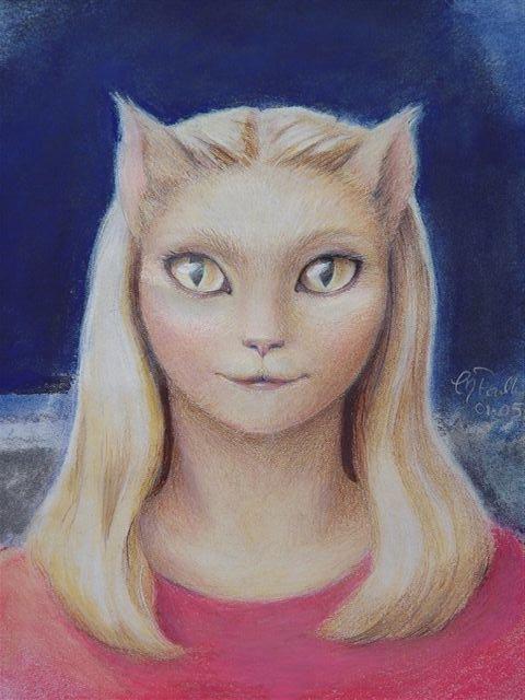 Feline Extraterrestrials - Souls Alight through Amariah