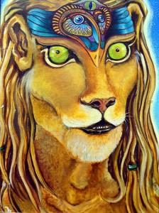 Sirian Lioness