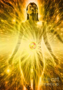 Solar Plexus DNA Activation