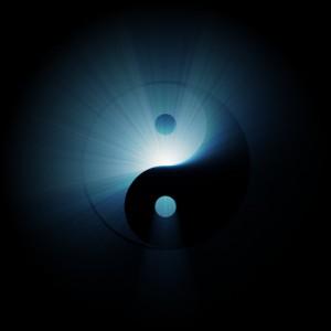 yin yang twin flames