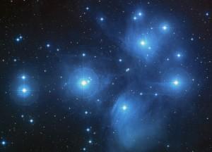 Pleiades Star Cluster Pleiadian Healing