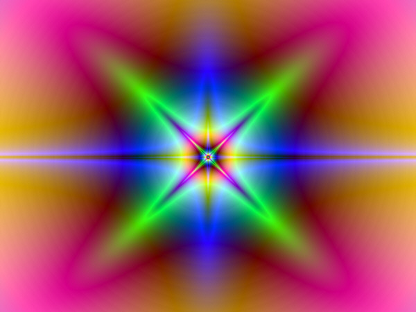 4th dimension stars